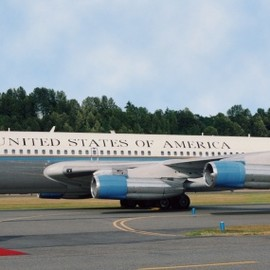 Boeing - Boeing VC-137B  Air Force One