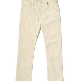bal - C5 TAPERED CORD JEAN