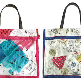 """ROOTOTE - ■Andy Warhol×ROOTOTE """"like a scarf"""""""