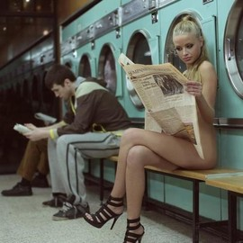 Typical Laundry Day