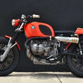 Xcrambler Cycles (XScrambler) - Garage Project BMW XC#2