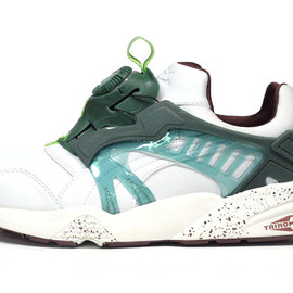 "Puma - DISC BLAZE WILDERNESS GLACIER ""SIZE?"""