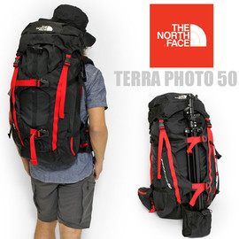THE NORTH FACE  - TERRA PHOTO 50