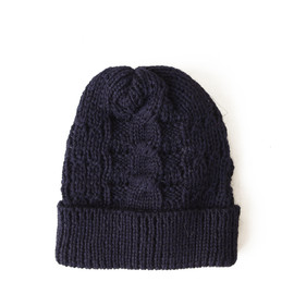 Northern Watters Knitwear - CABLE KNIT TOQUES
