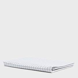 Brooklinen - Classic KingCali King Duvet Cover in Graphite Grid