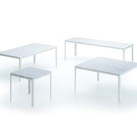 Vitra - Plate Table / Jasper Morrison