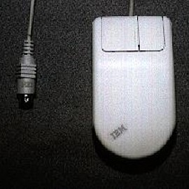 IBM - IBM PS/2 Mouse: P/N 07G3262