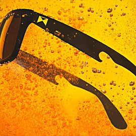 Fashionable Bottle Opener Sunglasses - Fashionable Bottle Opener Sunglasses