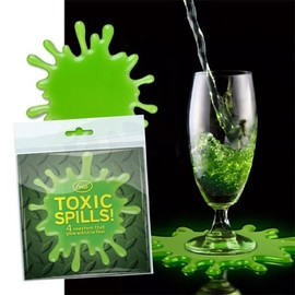 Fred & Friends - Fred & Friends Toxic Spills Coasters