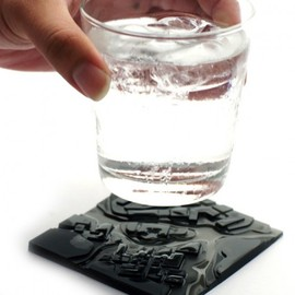 Yanko Design - Flowing City Coaster