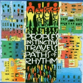 A Tribe Called Quest - People's Instinctive Travels and the Pat