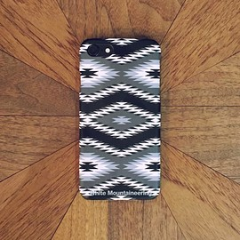 White Mountaineering - Native Pattern Printed iPhone case for Iphone 7Plus