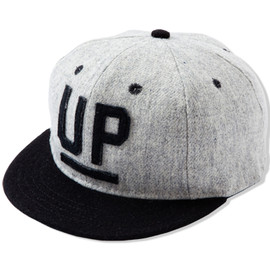 UNIVERSAL PRODUCTS - EBBETS FIELD UMPIRE CAP[GRAY]