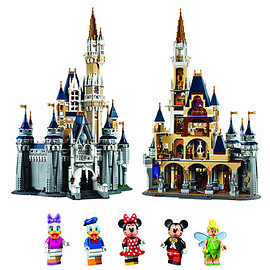 LEGO - The Disney Castle