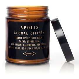 APOLIS - Transit Issue Table Candle