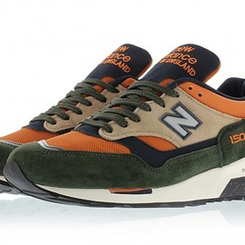 New Balance - M1500RO - Green/Orange