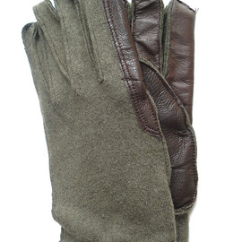 French Army - Leather Glove
