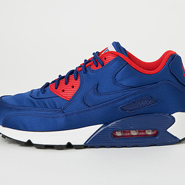 NIKE - Air Max 90 SE - Deep Royal Blue/Deep Royal Blue
