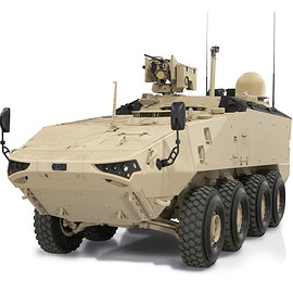 General Dynamics Land Systems - LAV 700