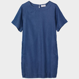 TOAST - CHAMBRAY DRESS