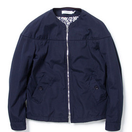 nonnative - LABORER BLOUSON - C/P WEATHER CLOTH