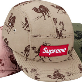 Supreme - Camels Camp Cap