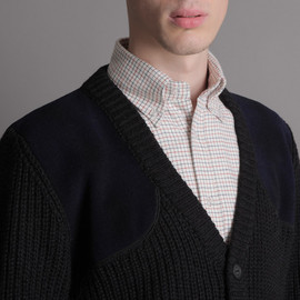 ADAM KIMMEL - Knit Cardigan