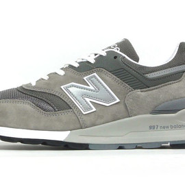 new balance - M997 「made in U.S.A.」 「LIMITED EDITION」