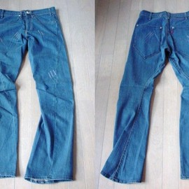 Levi's RED - 2001SS PIONEER-FOLLOW signature model