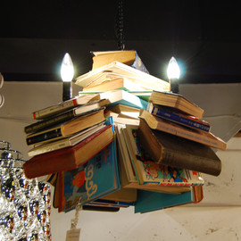Kim Songhe - BOOKS CHANDELIER
