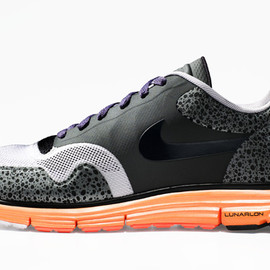 NIKE - Lunar Safari (Orange Lunar Sole)