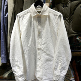 Nigel Cabourn - BRITISH OFFICERS SHIRT (OX)
