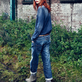 Maison Scotch - denim A/W 2012