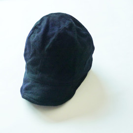 hobo - Flannel Check Bias Cap