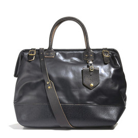 BILLYKIRK - Medium Carryall, Waxed Flesh