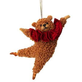 Boston ballet shop - Bear Ornament