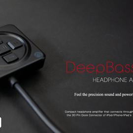Deff -  Headphone Amplifier Deep Bass