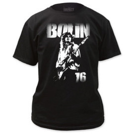 TOMMY BOLIN / Bootleg '76 / T-Shirts Tシャツ トミー・ボーリン