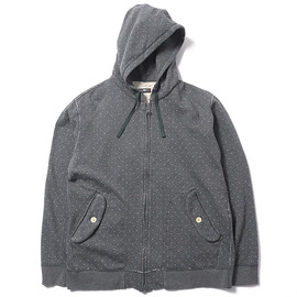 Cash Ca - Dot Zip Parka