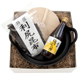"""TODAY'S SPECIAL - GIFT """"寄せ鍋はもちろん"""""""