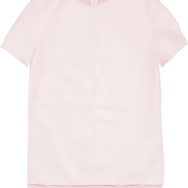 GIVENCHY - Leather T-shirt