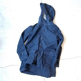 Act13 - Re:man Coat (Military TENT fabric)