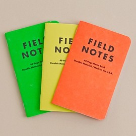 Field Notes - Kids' Field Notes™ notebook three-pack