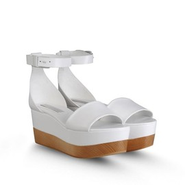Stella McCartney - Stella McCartney, ウェッジソール white