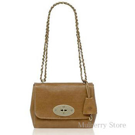 Mulberry - Lily oak natural leather
