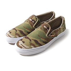 VANS - CALIFORNIA SLIP-ON カモフラージュ