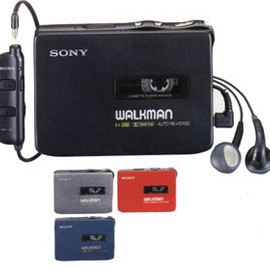 SONY - Walkman WM-EX70