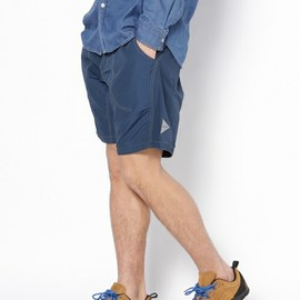 60/40 cloth short pants - and wander