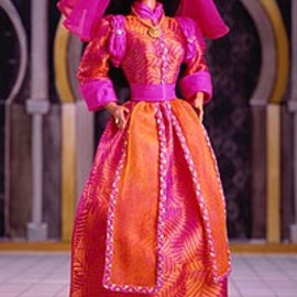MATTEL - Moroccan Barbie Doll