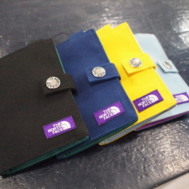 THE NORTH FACE PURPLE LABEL - WALLET